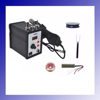 700W 858D Kit ESD Soldering Station LED Digital SMD Solder Blowser Hot Air Gun