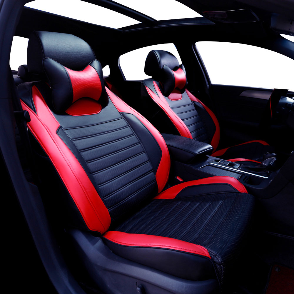 yuzhe leather car seat cover for ford mondeo focus 2 3 kuga fiesta explorer fiesta fusion escort. Black Bedroom Furniture Sets. Home Design Ideas