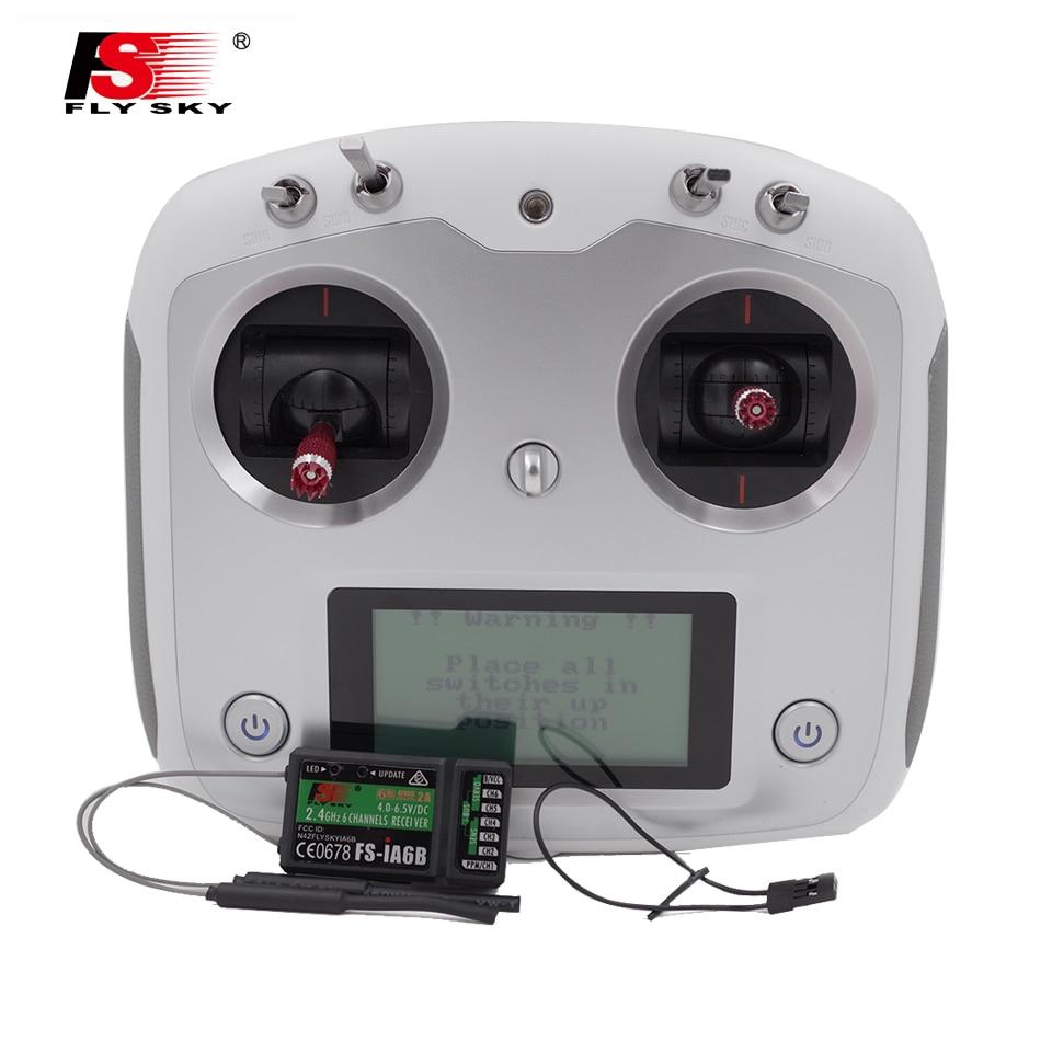 Flysky FS I6S 10ch 2,4G AFHDS 2A RC Sender Control w/FS iA6B FS iA10B Empfänger Für RC Hubschrauber VS FS i6-in Teile & Zubehör aus Spielzeug und Hobbys bei  Gruppe 3