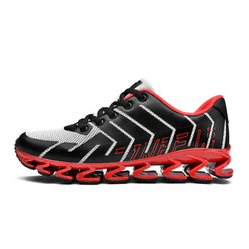 Zapatillas Deporte Mujer 2018 New Upgrade Version Of The Blade Running Shoes Male Shock Absorber Professional Breathable Wear
