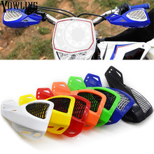Motorcycle Handguards Hand Guards Motocross Dirt Bike For KTM EXC EXCF SX SXF SXS MXC MX XC XCW XCF XCFW EGS LC4 Enduro motorcycle handguards hand guards brush bar for ktm exc excf sx sxf xcf xcw sxs egs lc4 125 150 200 250 300 350 400 dirt bike