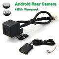 Nova Wifi Wifi Retrovisor Invertendo Rear View Camera H.264 Cam No Carro À Prova D' Água Câmera CMOS Para Android Deivce