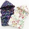 Ropa para niños 2016 niños del resorte del otoño invierno de los bebés chalecos flores de mariposa de impresión con capucha prendas de vestir exteriores wadded chaqueta chaleco