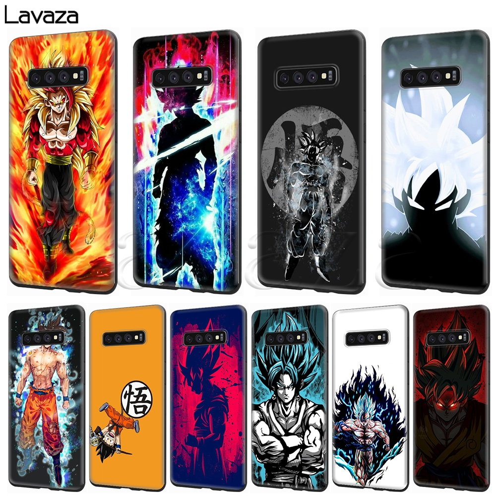 Lavaza Dragon Ball Son Goku Soft Silicone Case for <font><b>Samsung</b></font> Galaxy S6 S7 Edge S8 S9 S10e Plus A3 A5 A6 A7 <font><b>A8</b></font> A9 J6 Note 8 9 <font><b>2018</b></font> image