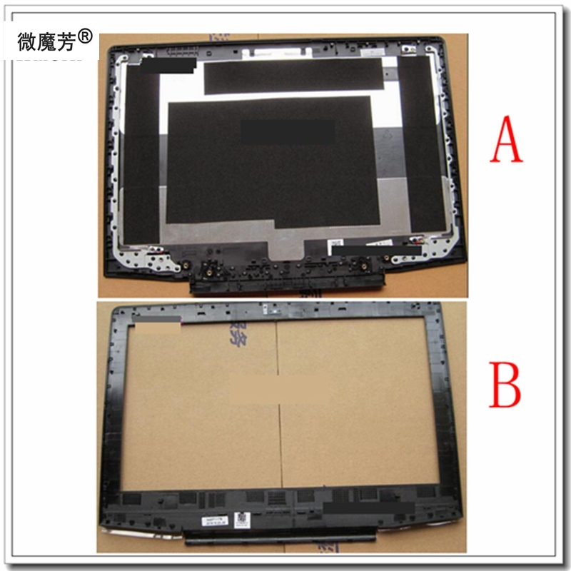 все цены на New Laptop LCD top cover case for lenovo Y700 Y700-14 LCD BACK COVER/LCD Front Bezel Cover онлайн