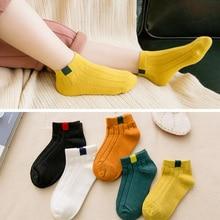 5 Pairs/Lot Cotton Children Kids Socks for Girls Boys Winter Fall Spring Wear So