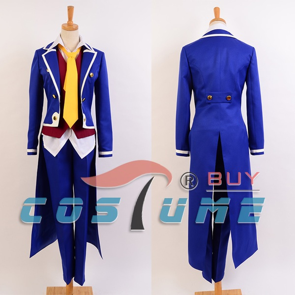 No Game No Life Sora Noble Cosplay Costume