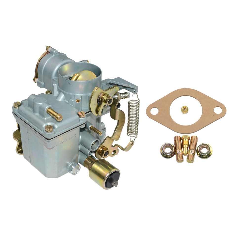 medium resolution of  ap02 for vw volkswagen 34 pict 3 carburetor 12v electric choke 113129031k