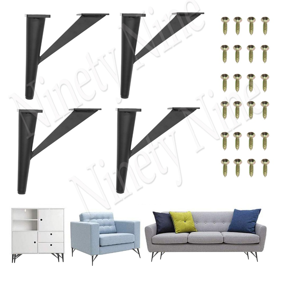 4Pcs 6inch Furniture Legs Metal Sofa Legs Tree-Shaped Table Legs Replacement Legs for Cabinet Vanity Couch Chair Dresser 4Pcs 6inch Furniture Legs Metal Sofa Legs Tree-Shaped Table Legs Replacement Legs for Cabinet Vanity Couch Chair Dresser