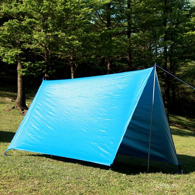 High Quality Camping Tent Sun Protection Canopy Outdoor Multi-Purpose Camping Hammock Lightweight Durable Moisture-proof Tent
