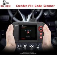 Старт X431 Creader VII + Авто Code Reader Creader VII Плюс обновление через официальный сайт OBDII сканер же как Старт X431 CRP123