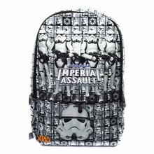 Star Wars Backpack Superman Captain America Travel Bag Iron Man Mochila Backpack PU Leather Backpack School Bags Free Shipping