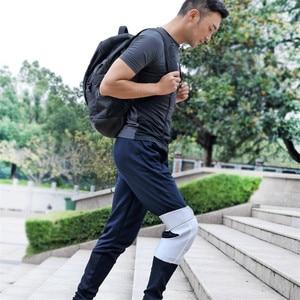 Image 3 - Nouvelle genouillère dorigine Xiaomi Mijia PMA 5V graphène infrarouge chauffant protection genou sport soulagement de la douleur jambe manches genou