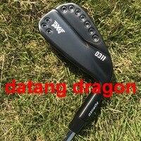 Datang Дракон клюшки для гольфа PXG 0311 кованые клюшки для гольфа комплект (3 4 5 6 7 8 9 Вт) с