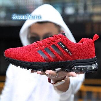 6a2cacebc56cd Zapatillas super marcas calle malla aire amortiguación zapatillas  deportivas para las mujeres entrenador deportivo zapatos onemix zapatos de  mujer UE 36-46