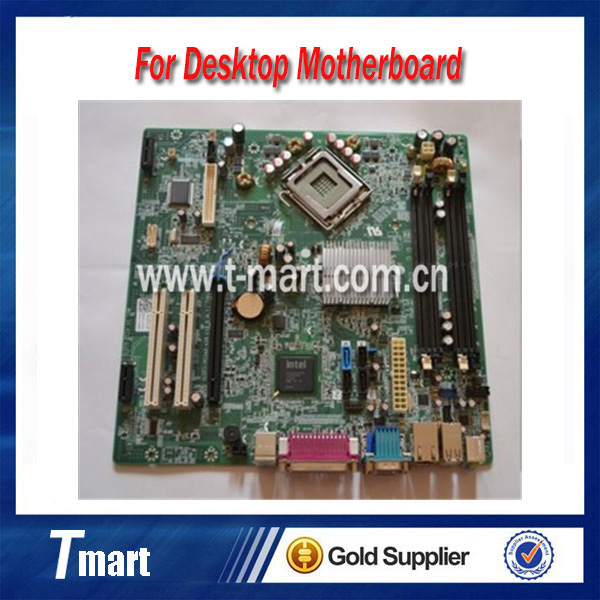 ФОТО 100% working Desktop motherboard for DELL 960 960 Y958C System Board fully tested