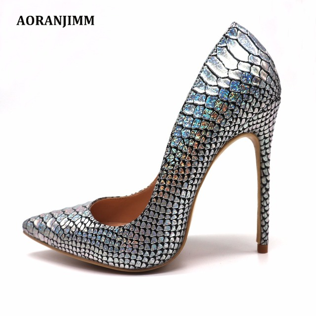 buy cheap deals Black Women Pumps Snake Shoes Woman Pointed Toe High Heels Luxury Designer Wedding Bridal red bottom Shoes Sexy 8cm 10cm 12cm High Heels how much online cheap discounts XIByy0JmGE