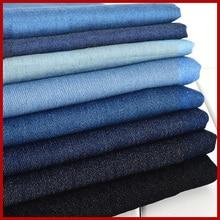 f64e75a878 Venta caliente 50 150 cm de espesor 100% algodón azul jeans denim tela  indigo