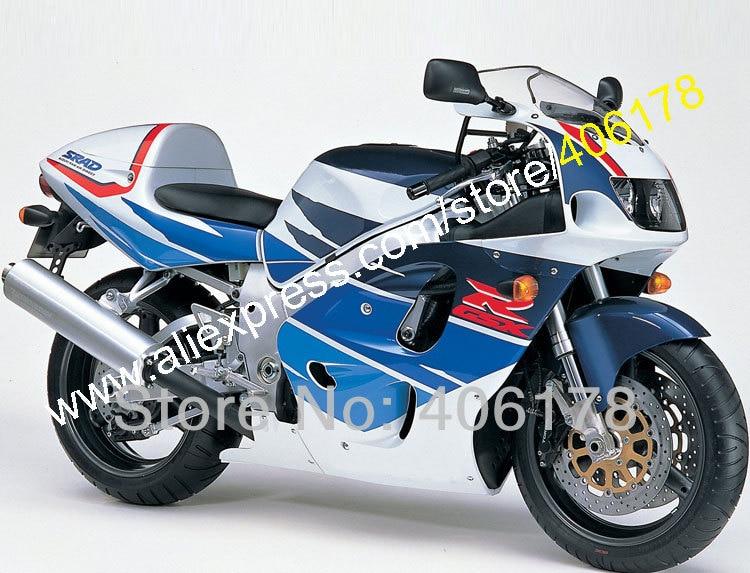 Hot Sales,Aftermarket Motocycle fairings for suzuki GSXR600 GSXR750 1996-2000 GSXR 600 750 96 97 98 99 00 SRAD moto fairing set