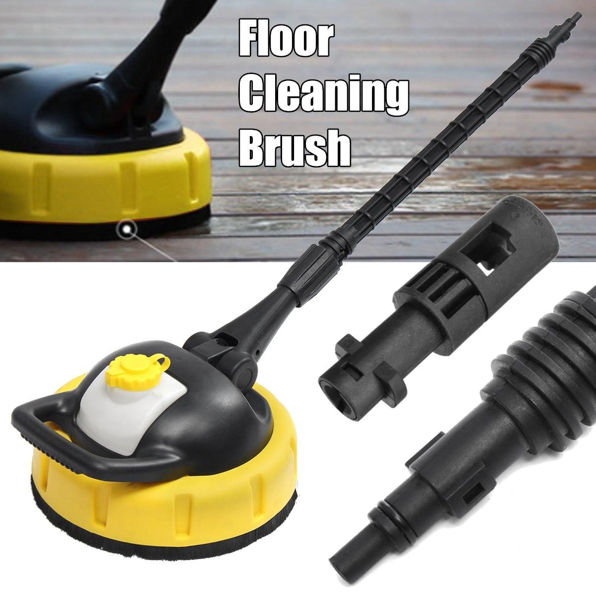 Lavadora de alta presión de pared de piso limpiador lavado piso cepillo de limpieza para KARCHER Serie K K2 K3 K4-in Brochas de limpieza from Hogar y Mascotas    1