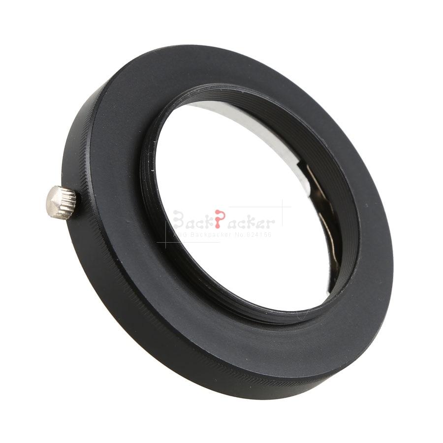 Camera Adapter Ring AI to M42 for Nikon AF/AF-S/AF-P Lens to M42 Thread Mount Camera for FUJICA PRAKTICA SUPERFLEX
