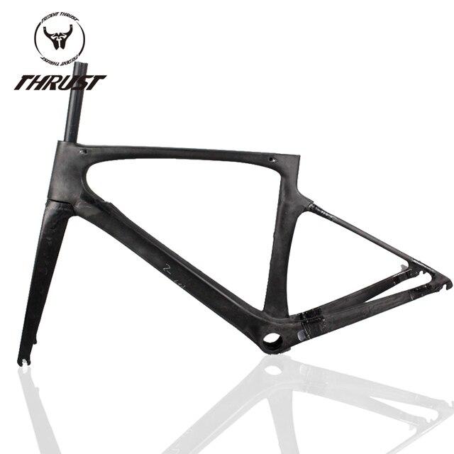 Cheap Road bike frame, full carbon road frames,fork,headset,clamp,seatpost bb30 new road frame bikes