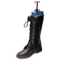 Brdwn XV Final Fantasy Noctis Lucis Caelum Cosplay botas Médio Liso Feito Sob Encomenda dos homens sapatos