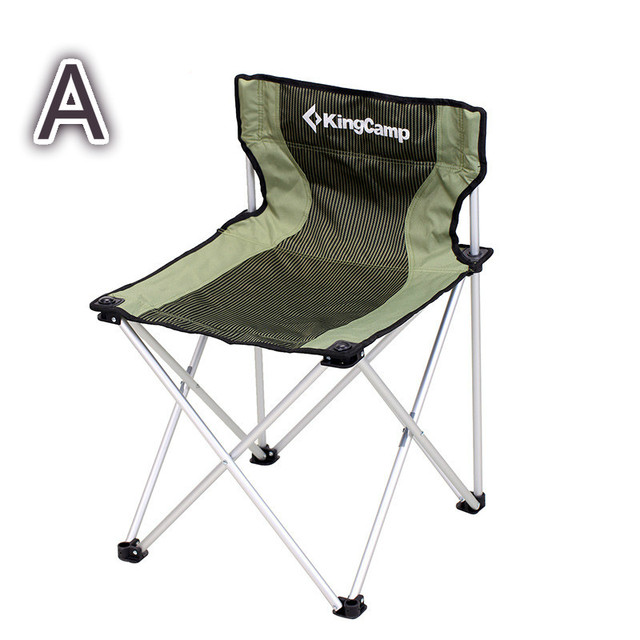 Outdoor picnic camping super light with aluminum alloy folding chair
