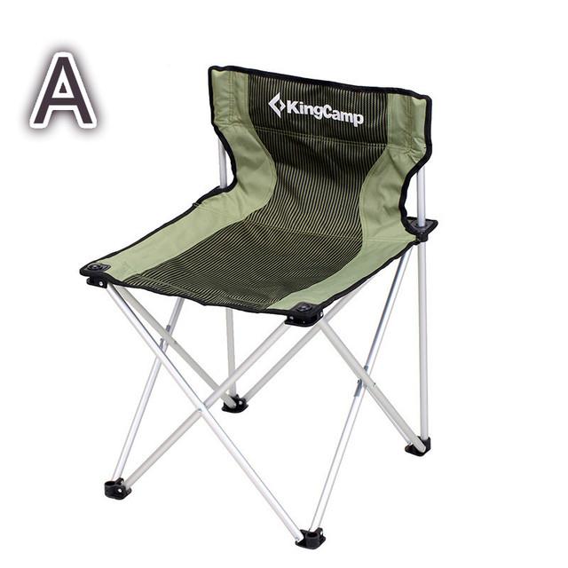 Piquenique ao ar livre camping super leve com liga de alumínio cadeira dobrável