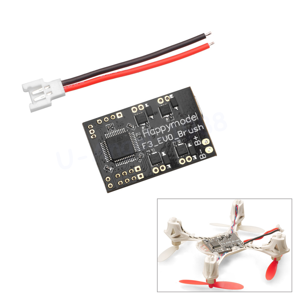 Sp Racing F3 Evo Brush Flight Control Board For 90mm Electronicsdiycomcircuit And The Rf Thief 120mm 125 Mm Fpv Mini Micro Quadcopters Better Than Scisky 32bits Naze 32
