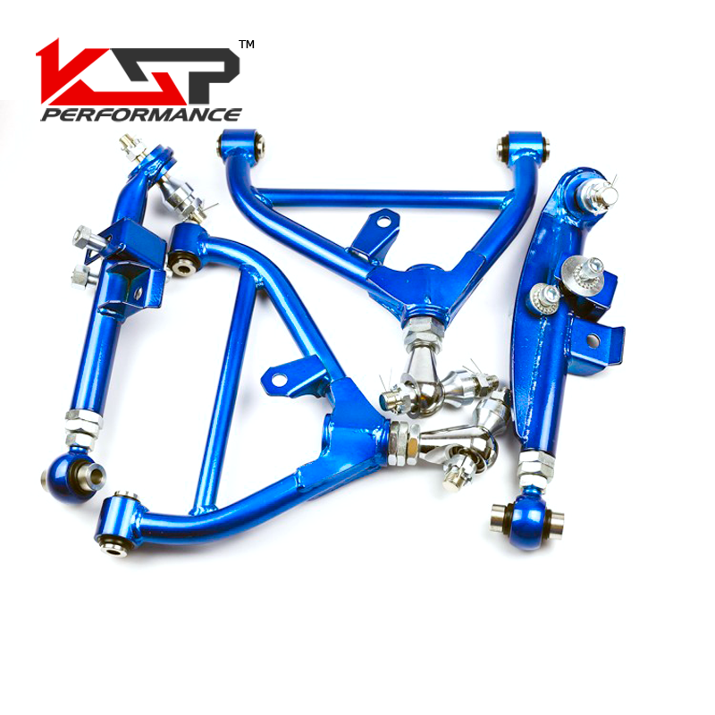 Kingsun Front & Rear Suspension Lower Control Arm Camber Kit