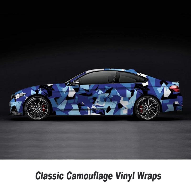 Best Print Graffiti Camouflage Vinyl Car Wrap Camo Film Bubble Free wrapping film 5m/10m/15m/20m/25m/30m