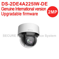 Hikvision DS 2DE4A225IW DE International Version 2MP 25x Network CCTV PTZ Camera 50m IR H 265