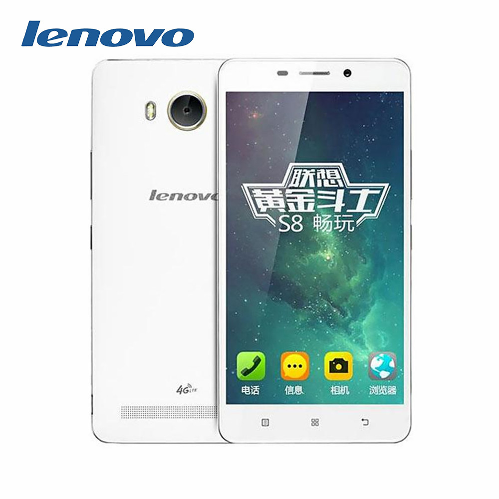 Original new Lenovo A5600 5.5 inch HD MTK6735P octa core Android 5.1 4G TD LTE smartphone 1GB RAM 8GB ROM 8MP dual sim 3000mAh