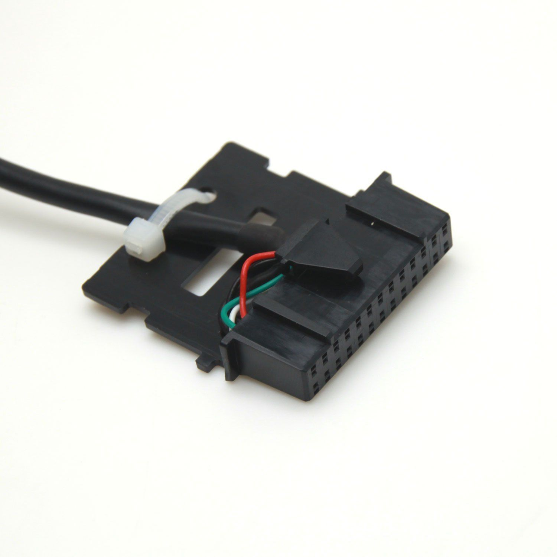 PMKN4010 HKN6184 USB Programming Cable For MOTOTRBO DM4400 DM4600 XPR5350 DM3400 DM3600 DR3000 DGM4100 M8200 M8268 R8200 XPR4500