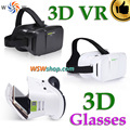 High End Google Cardboard VR Box 3D Glasses Virtual Reality Better Than Ritech ii