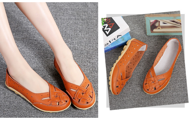 AH1165 (22) Women's Loafers Shoes