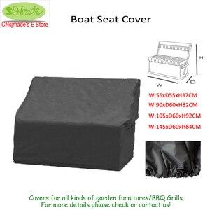 Чехол для рыболовных сидений, чехол с эластичным замком, Черный Водонепроницаемый чехол для сидений, чехлы для мебели на заказ, Новое поступ...