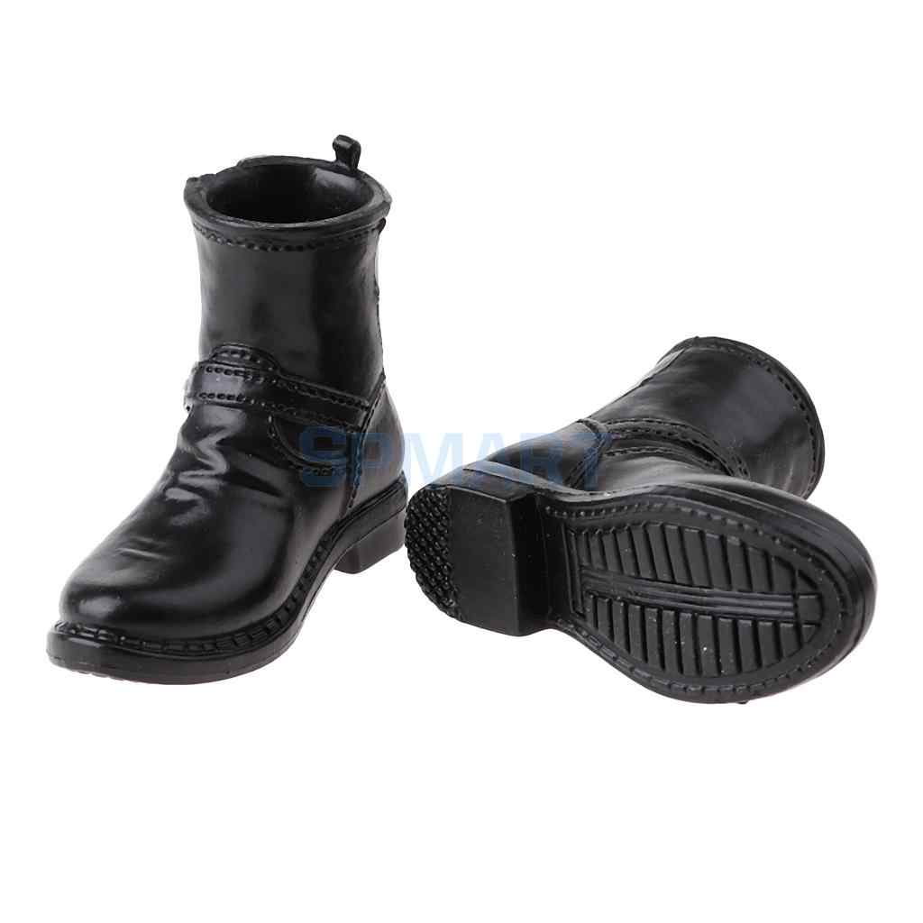 """MagiDeal 2 Pairs 1//6 Scale Male Boots Shoes Toy for 12/""""   Action Figure"""