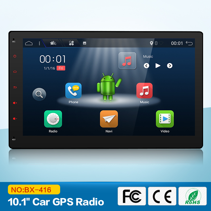 10 inch universal 2 din car radio gps android 2din Car DVD Player GPS NAVIGATION For Universal car radio dvd gps ouchuangbo universal touch cup mouse knob button for android car radio gps navigation system multimedia dvd player