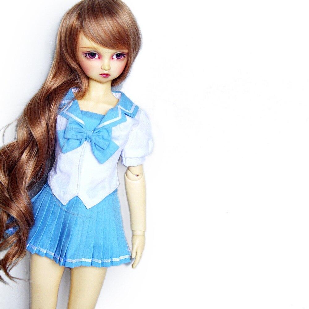 4pcs NEW Pricess Mix Gold thread Dress Suit BJD 1//4 MSD Doll Clothes Dollfie