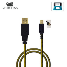 Data Frog Gold Plating 1.5M 3M Charger Charging Cables High