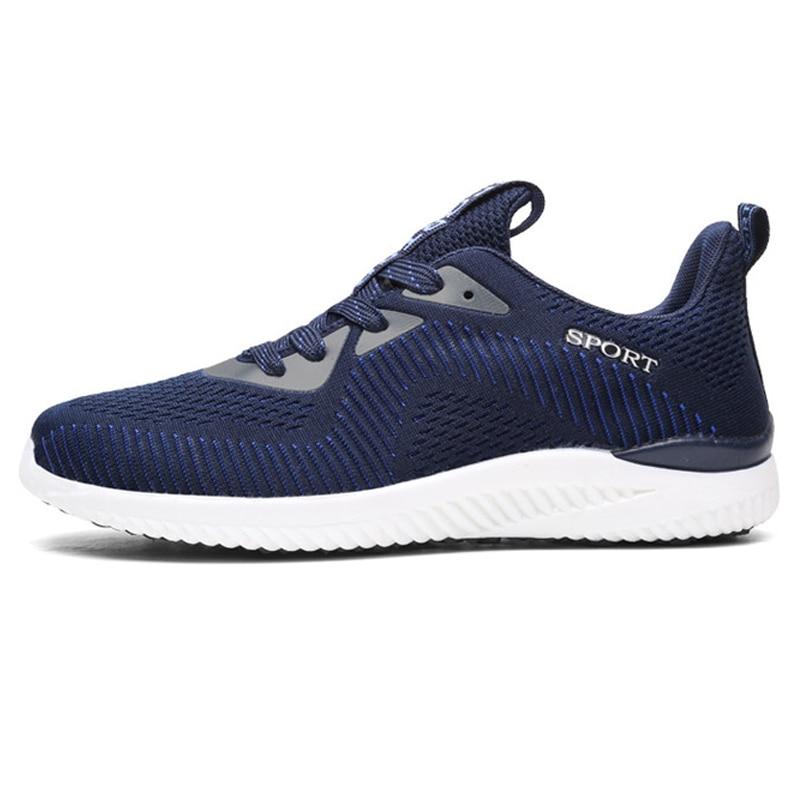 Léger De red Décontracté Zapatos Hommes Respirant Sport À Marque Marche Mesh Feminino Tenis blue gray Sneakers Lacets Pour Femmes Chaussures Black n0yv8wNmO
