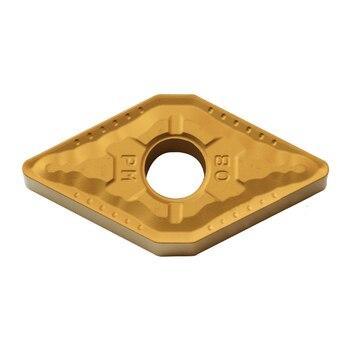 Original ZCC DNMG150408-PM DNMG150404-PM YBC251 DNMG 150408 150404 CNC Insert for Steel Processing Carbide Inserts Lathe Tools