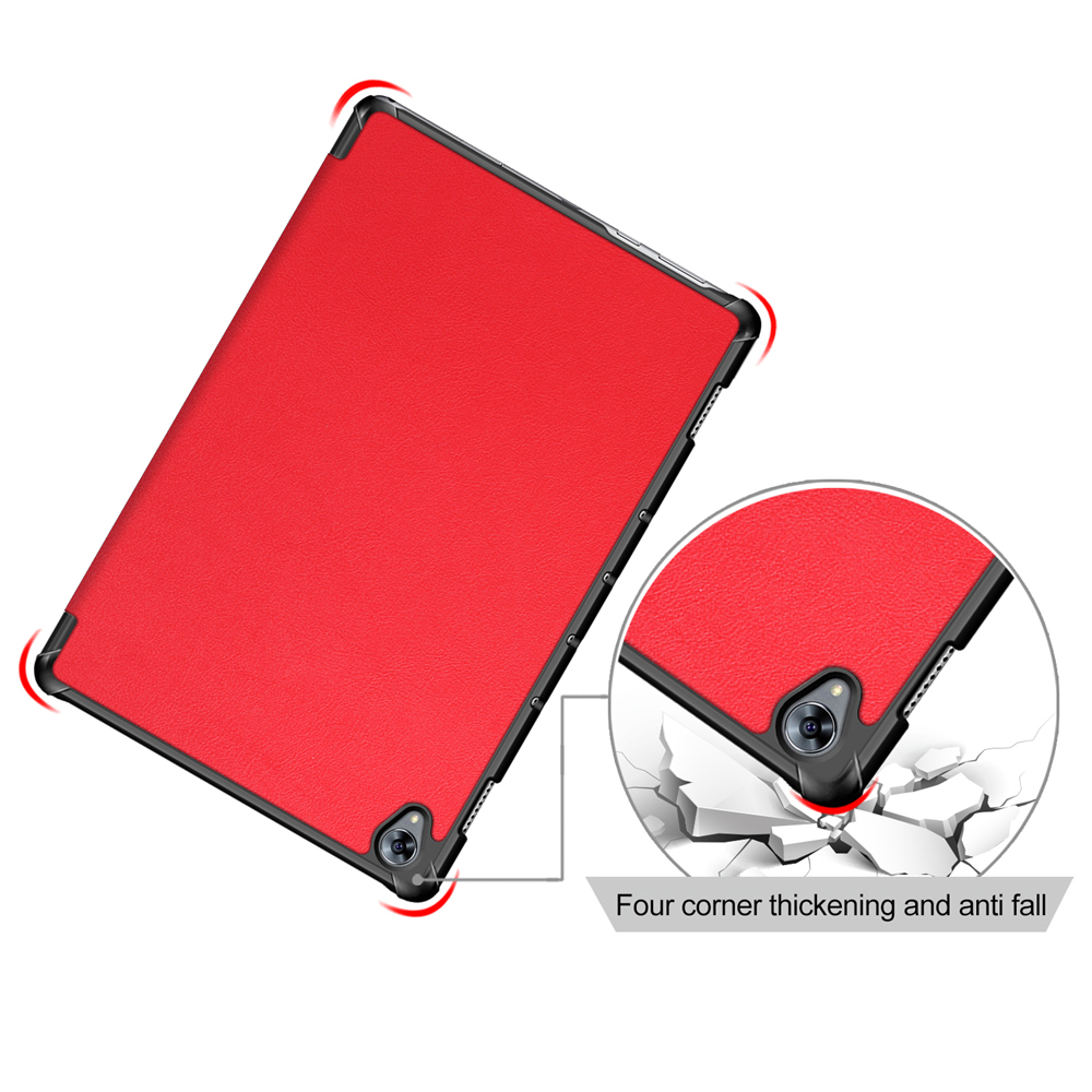 for Huawei MediaPad M6 8 4 Case Tri Fold PU Leather Folding Flip Stand Tablet Case with Sleep Function Cover for MediaPad M6 8 4 in Tablets e Books Case from Computer Office