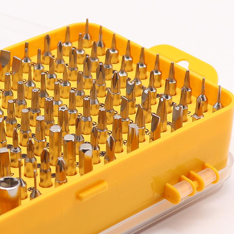 Image 4 - WEEKS 110 in 1 Screwdriver Set Mini Electric Precision Screwdriver Multi Computer PC Mobile Phone Device Repair Hand Home Tools-in Screwdriver from Tools