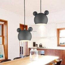 Детский светодиодный подвесной светильник, светильник s, подвесной светильник, светильник, современный подвесной потолочный светильник, люстра, светильник ing