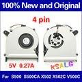 FOR Asus F502C S300 S300C S300CA S500 S500C S500CA V500C X502 fan UDQFRYH88DAS