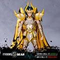 = = = = Em-Estoque de Metal Clube Metalclub SAIRE MC Saint Seiya Myth Cloth Ex De Metal Ouro Capricórnio Shura SOG Kit Figura Modelo Brinquedos Modelo