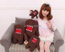 J.g Chen Domokun boneca engraçado Domo – Kun Domo Kun brinquedos de pelúcia de presente criativo Kawaii para menino 18 – 52 CM